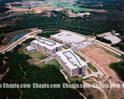 Helicopter Aerial Architectural Photography Dallas, Texas TX