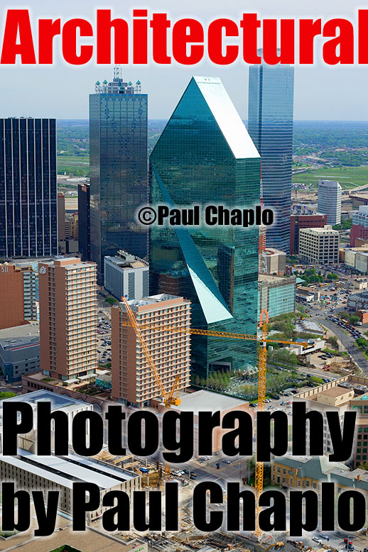 Digital Aerial Photography Dallas DOWNTOWN DALLAS AERIAL PHOTOGRAPHY: Low-altitude helicopter digital aerial photography by Paul Chaplo, MFA. Fountain Place, Dallas, Texas, TX