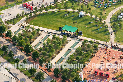 Helicopter Aerial Landscape Park Design Photography Dallas garden landscape architecture digital photographers Dallas, TX Texas Architectural Photography garden design