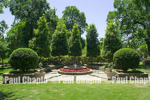 Dallas TX Landscape Architectural Photographer Garden Architecture Photographers Dallas Texas Gardens