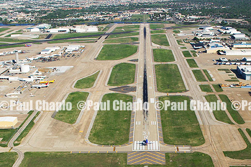 Airport Runway Airline Transportation Roadway Bridge Photography Dallas Texas Photographer TX Digital Aerial Insfrastructure Transportation Toll Road Booth Dallas
