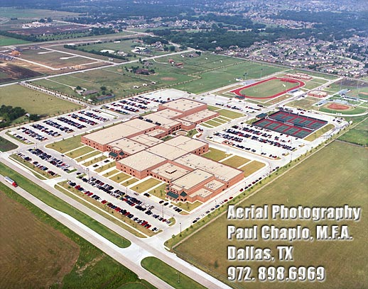 Aerial Photography Dallas, TX by Paul Chaplo Aerial Photographer also Fort Worth, Texas